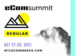 Ticket régulier pour eCom Summit